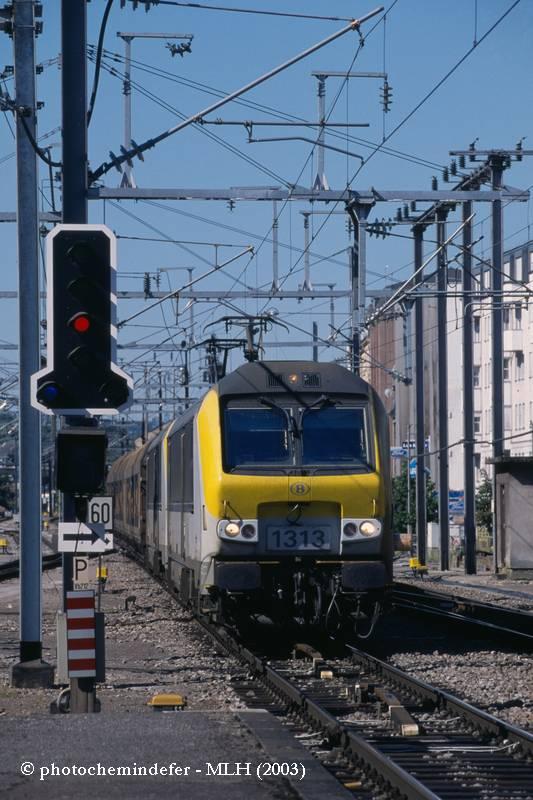 Série 13 à Esch-sur-Alzette